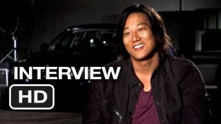 Fast & Furious 6 Interview - Sun Kang (2013) - Dwayne Johnson Movie HD