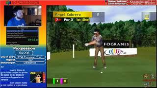 #54 N64 Challenge - PGA European Tour (Tour) - Part 1