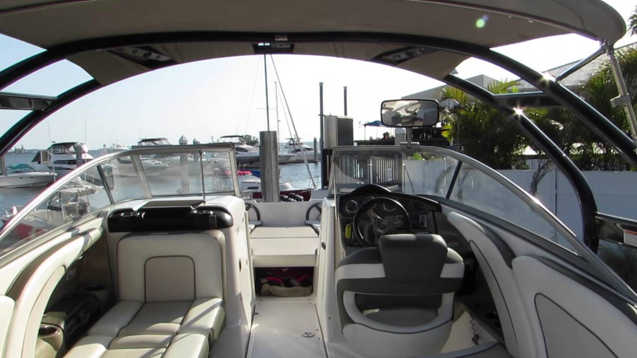 2013 Yamaha 242 Limited S in Tampa, FL - YouTube