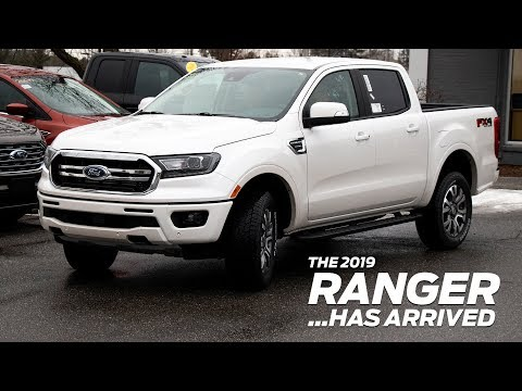 2019 Ford Ranger is available at Heritage Ford