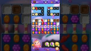 Candy Crush FRIENDS Saga level 144 no boosters