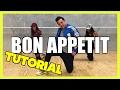 BON APPETIT - Katy Perry ft. Migos Dance TUTORIAL 🖖 Jayden Rodrigues