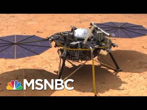 NASA Administrator On Climate Change, Humans On Mars, And Aliens | Velshi & Ruhle | MSNBC