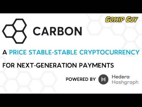 What is Carbon? A Price Stable Cryptocurrency for Next