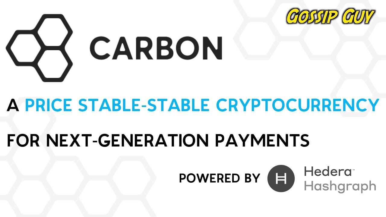 carbon cryptocurrency price