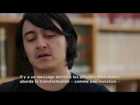 National Gallery of Canada Artist Interview: Bayrol Jimenez