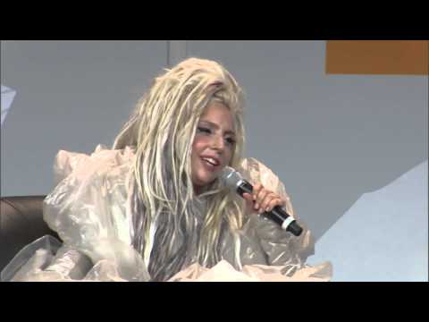 Lady Gaga - Interview at SXSW (03/14/2014) [Part 3]