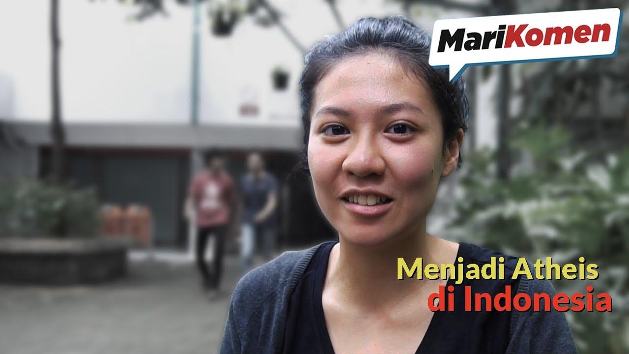 Menjadi Atheis Di Indonesia Marikomen Youtube