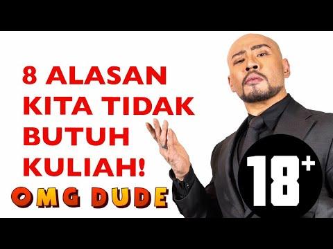 8 ALASAN KULIAH TIDAK PENTING!  (MOTIVE DEDDY CORBUZIER)