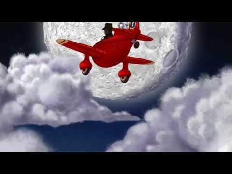 Trailer do filme As Aventuras do Avião Vermelho