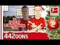 The Story Of Robert Lewandowski - Powered by 442oons | Bundesliga 2018 Advent Calendar 2