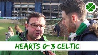 Hearts 0-3 Celtic | Full-time Reaction
