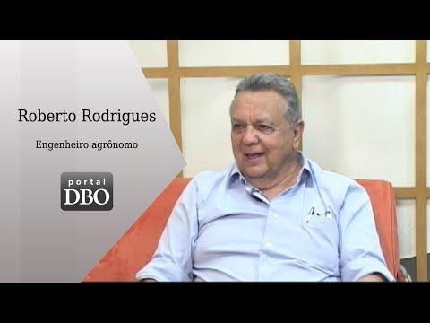 Roberto Rodrigues propõe um inédito plano de governo para o Brasil