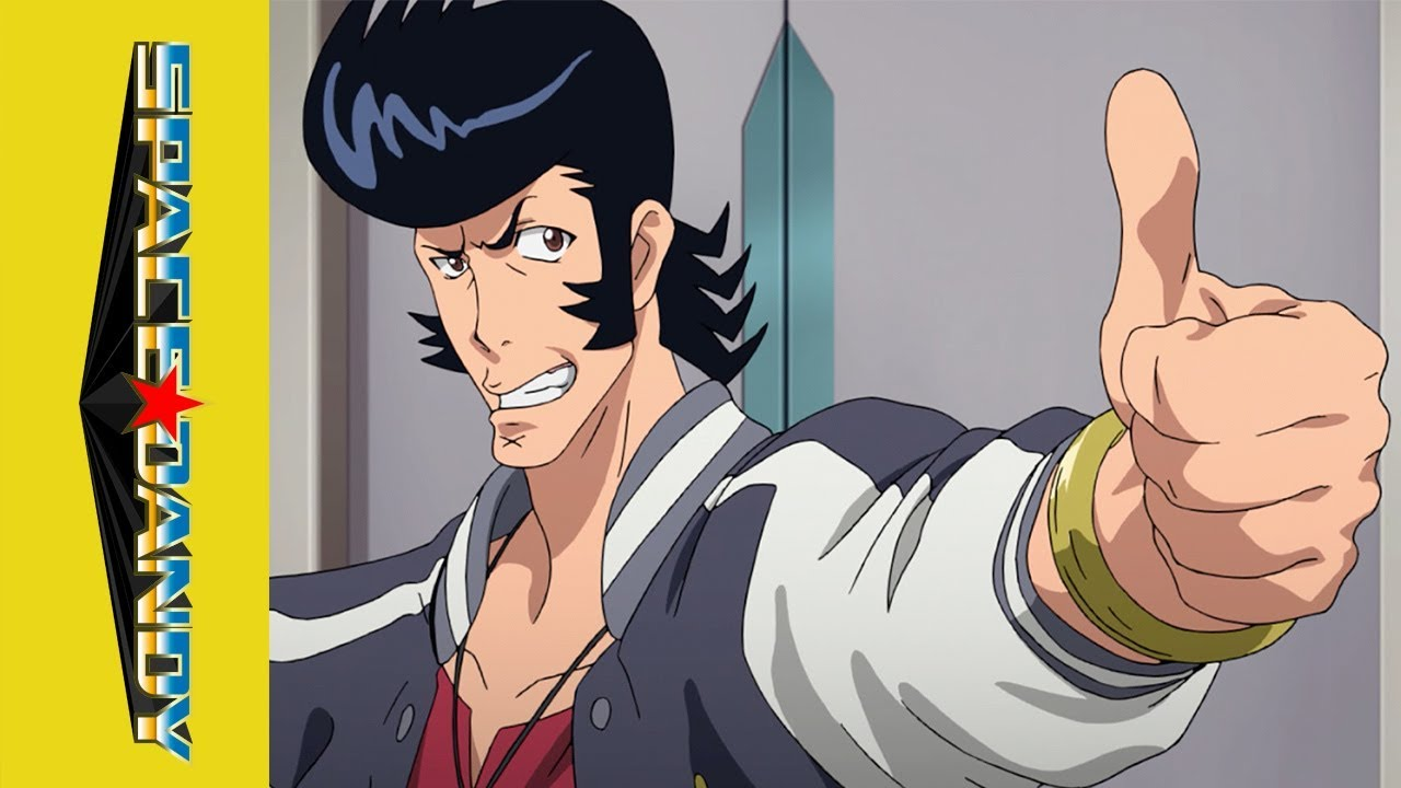 Space Dandy The Complete Series - Coming Soon - YouTube