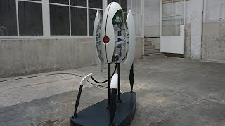 Full Scale Portal Turret