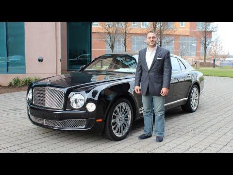 2016 Bentley Mulsanne | For Sale, Review, Walk Around | Bentley Washington DC
