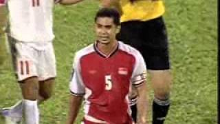 Download Video Singapore vs Indonesia : Tiger Cup 2004 Final (2nd Leg) MP3 3GP MP4