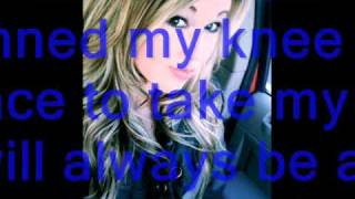 Ashlee Hewitt   Love Is With Me Now lyric