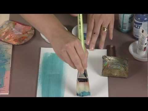 Cloth Paper Scissors Workshop 'Mixed-Media Medley'