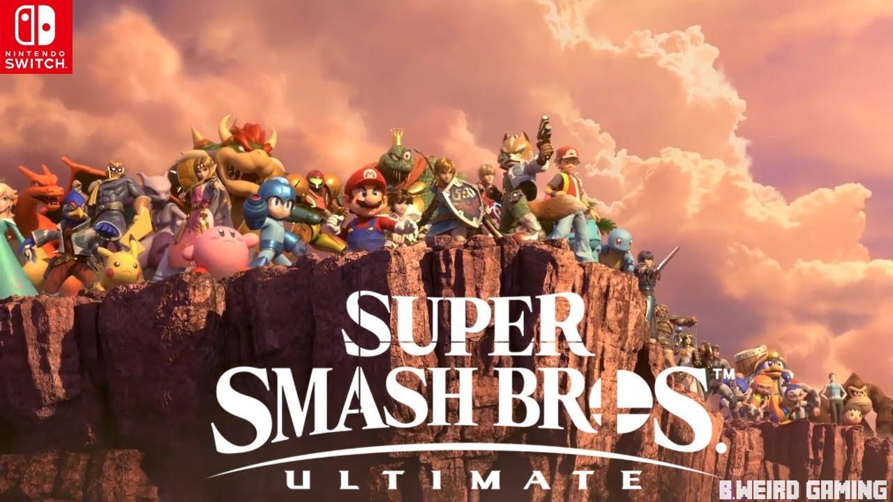 Super Smash Bros Ultimate World Of Light Trailer Nintendo