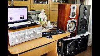 Близнецы Орбита против Амфитона и Yamaha Ca 2000