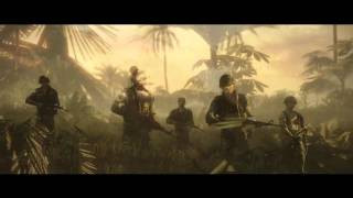 Trailer - BATTLEFIELD BAD COMPANY 2: VIETNAM Tokyo Game Show 2010 Trailer for PC, PS3 and Xbox 360