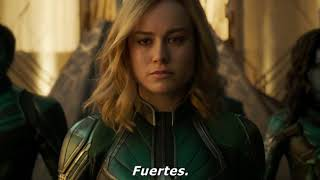 Capitana Marvel | Anuncio: 'La esperanza comienza' | HD