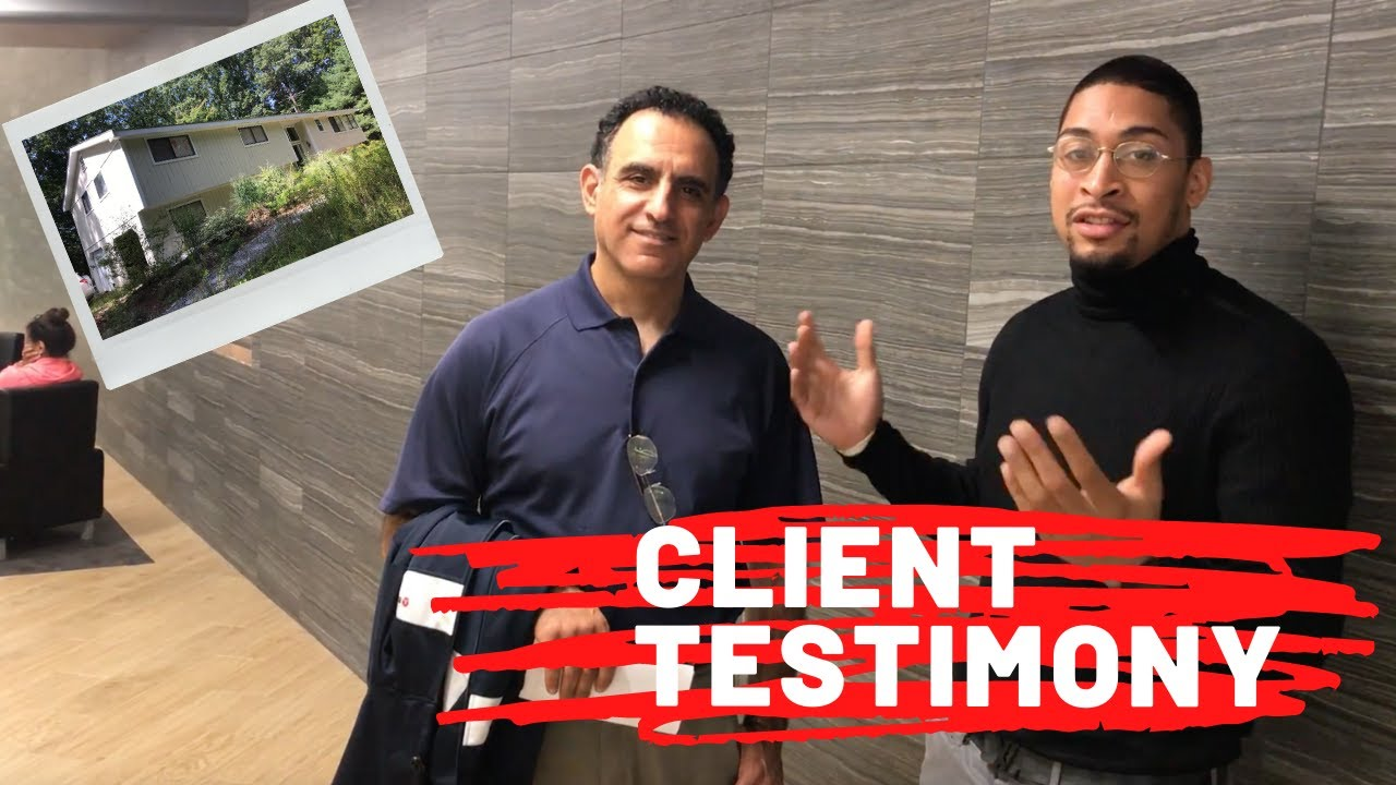 How we helped Hamid in his Harvard MA property.
