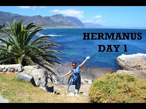 Cape Town Day 2 - Exploring Hermanus [Vlog #28]