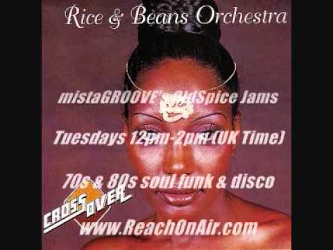 Dancing Vibrations - Rice & Beans Orchestra (1977)