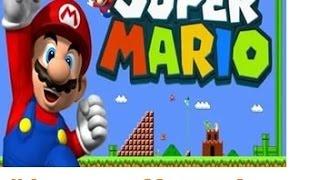 Обзор ретро игр для ПК 1 Игра Super Mario Bros