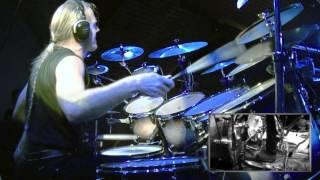 "Drum cover by Klaudius Kryspin ""Crazy"" (author Seal)"