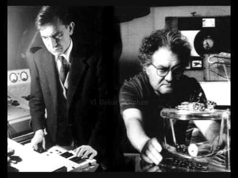 Pierre Schaeffer & Pierre Henry: Orphée 53 (1953)