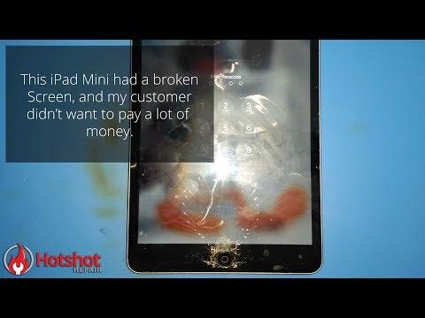 ipad mini repair in columbia mo at hotshot repair