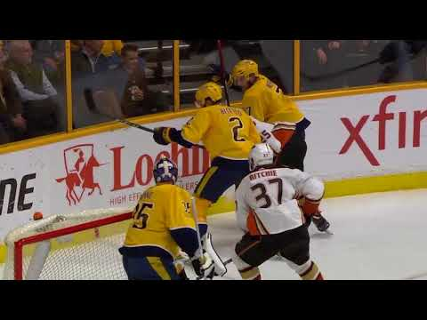 Anaheim Ducks vs Nashville Predators - March 8, 2018 | Game Highlights | NHL 2017/18