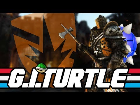 G.I.TURTLE - For Honor & The Turtle Meta