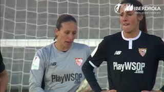 Atlético de Madrid 2-0 Sevilla, Liga Femenina Iberdrola