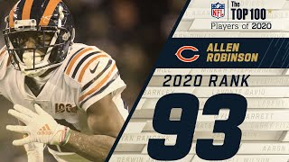 #93: Allen Robinson (WR, Bears) | Top 100 NFL Players of 2020