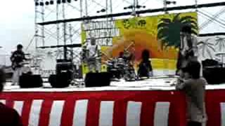 西日本工業大学'04大学祭 メインステージ Foo Fightersのコピーバンドで...