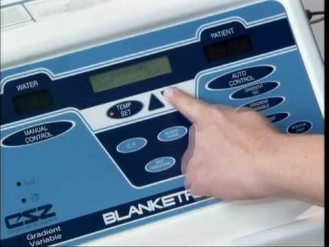 Blanketrol ii user manual.