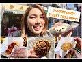 Togoshi Ginza Street Food Hunt | Tokyo Japan Vlog