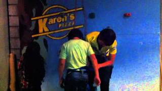 Karen's Pizza Y El CUR De Compensar En Bogota
