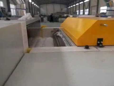 ployester processing, high quality & output textile recycling machine
