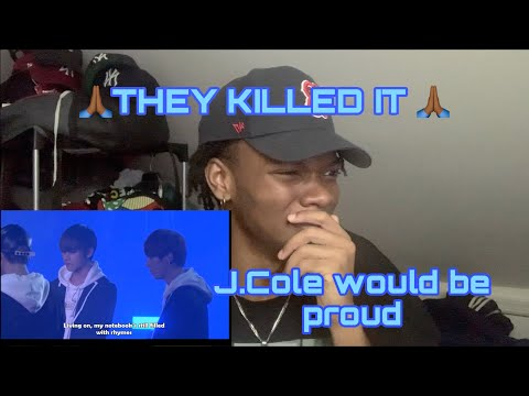 BTS- Born Singer (Live Performance) REACTION!!! (First Time Hearing)| KPOP