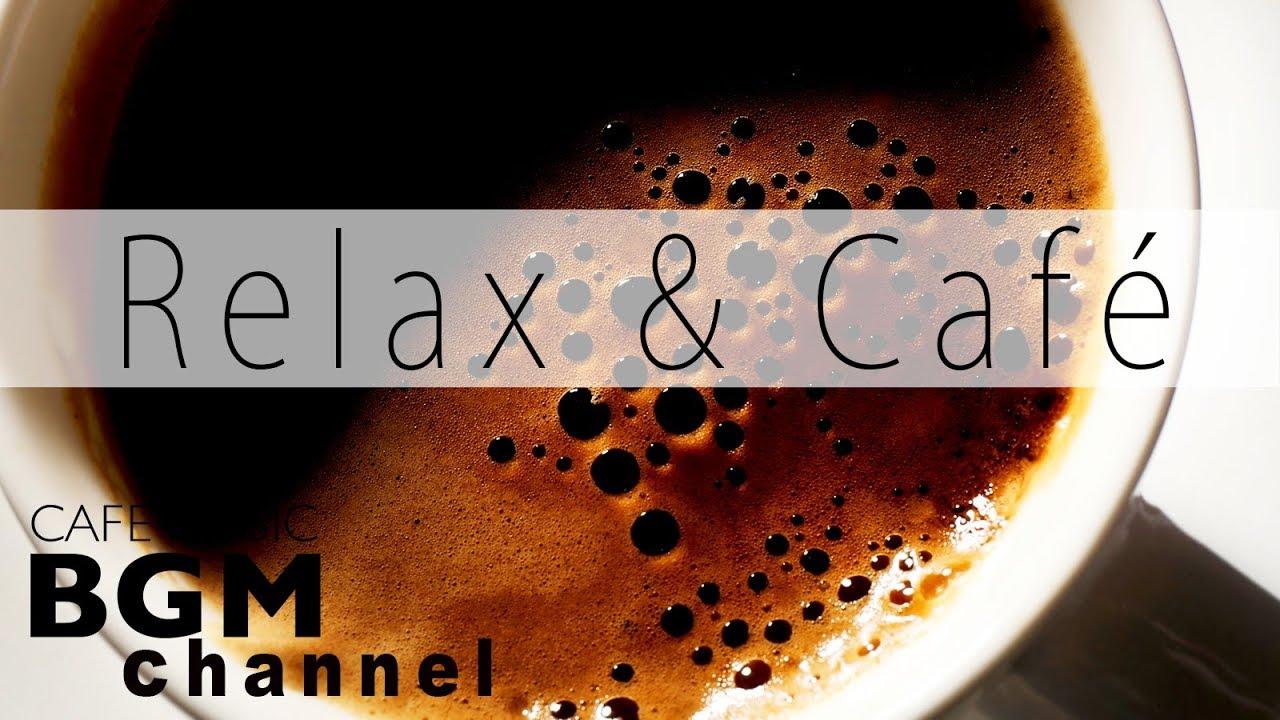 Relaxing Cafe Music — Cozy Jazz & Bossa Nova Lounge — Chill