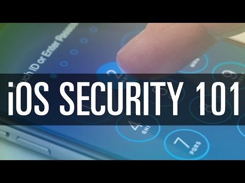 iOS Security 101