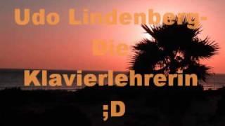 Udo Lindenberg-Die Klavierlehrerin