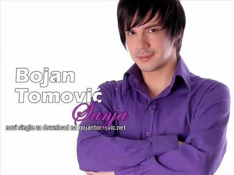 Bojan Tomovic - Sanja (Novi single 2009)