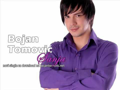 Bojan Tomovic - Sanja (Novi single 2009)