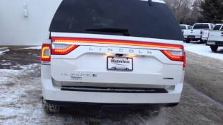 2015 Lincoln Navigator L 4WD 4dr   Waterloo Ford